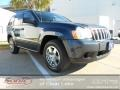 Steel Blue Metallic 2008 Jeep Grand Cherokee Gallery