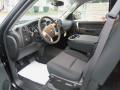 2011 Black Chevrolet Silverado 1500 LT Extended Cab 4x4  photo #14
