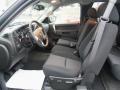 2011 Black Chevrolet Silverado 1500 LT Extended Cab 4x4  photo #15