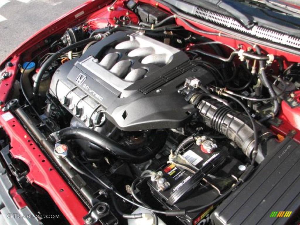 1999 Honda Accord Coupe V6 Vtec 6