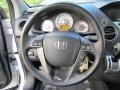 Black Steering Wheel Photo for 2011 Honda Pilot #57578684