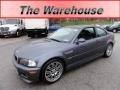 2003 Steel Grey Metallic BMW M3 Coupe #57539626
