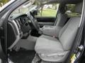 Graphite Gray Interior Photo for 2010 Toyota Tundra #57592565