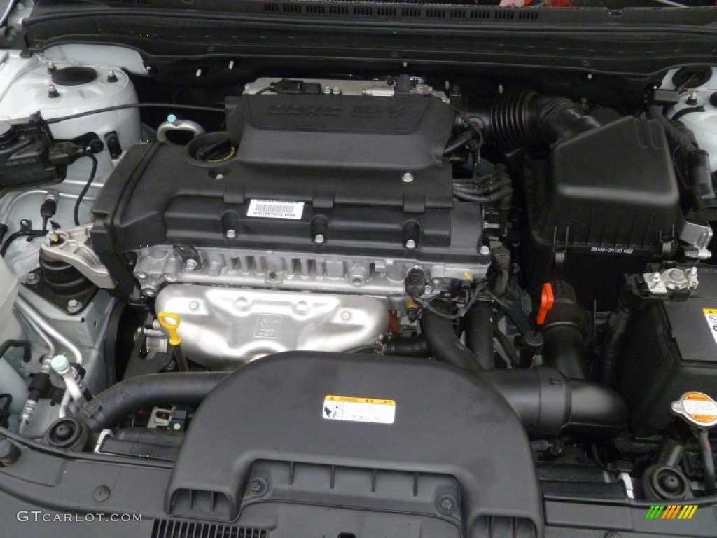 2011 Hyundai Elantra Touring Se Engine Photos Gtcarlot Com