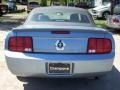 2007 Windveil Blue Metallic Ford Mustang V6 Deluxe Convertible  photo #7
