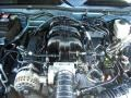 2007 Windveil Blue Metallic Ford Mustang V6 Deluxe Convertible  photo #11