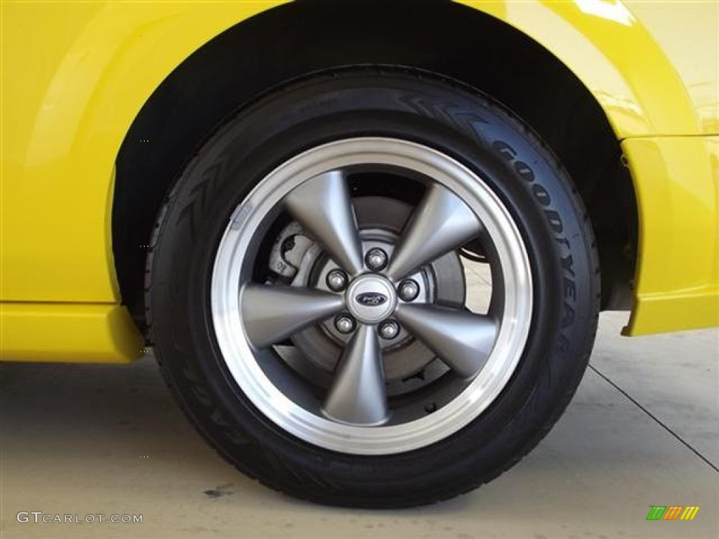 2006 Ford Mustang GT Premium Coupe Wheel Photo #57600288