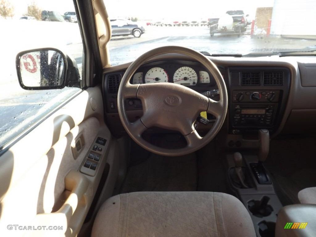 2004 Toyota Tacoma V6 Double Cab 4x4 Interior Photo 57600971