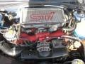 2.5 Liter STi Turbocharged DOHC 16-Valve Flat 4 Cylinder Engine for 2004 Subaru Impreza WRX STi #57601835