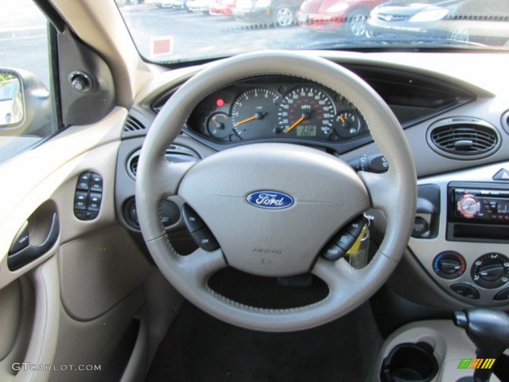 2002 ford focus zts sedan steering wheel photos. Black Bedroom Furniture Sets. Home Design Ideas