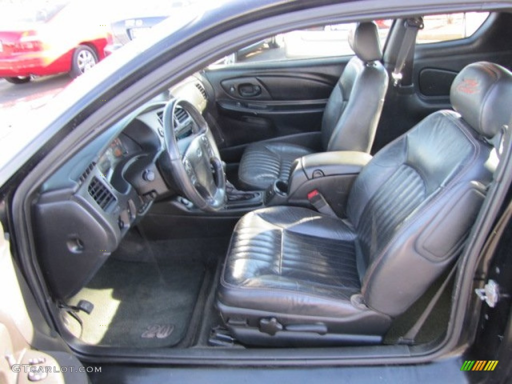 2005 chevrolet monte carlo supercharged ss tony stewart signature series interior photo 57611767