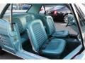 1966 Ford Mustang Turquoise Interior Interior Photo