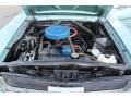 200 ci. Inline 6 cylinder 1966 Ford Mustang Coupe Engine