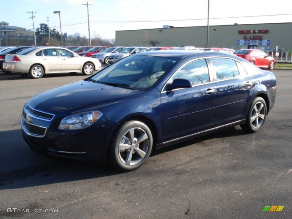imperial blue metallic 2012 chevrolet malibu lt exterior photo 57621225. Black Bedroom Furniture Sets. Home Design Ideas