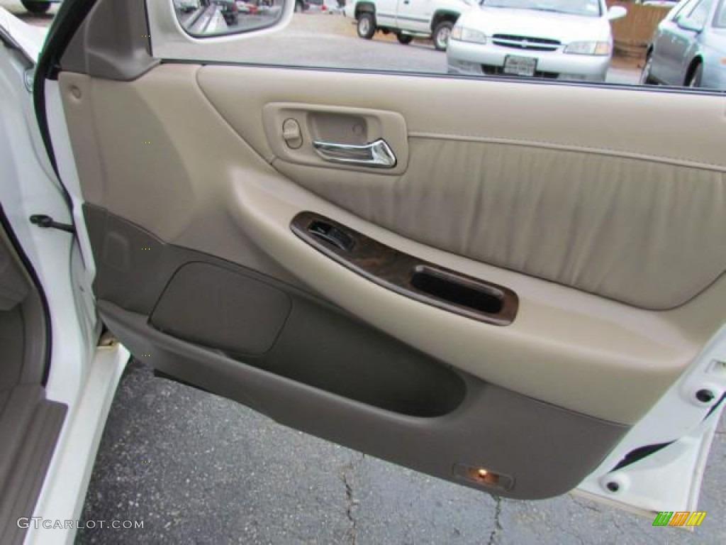 1998 honda accord owners manual