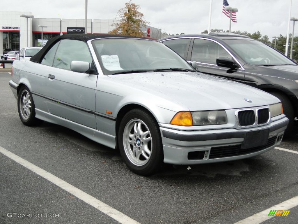 Arctic Silver Metallic Bmw 3 Series