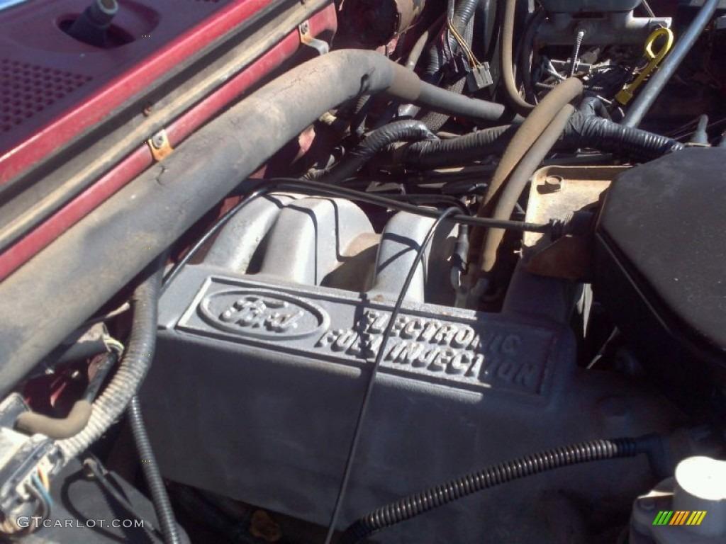 1988 ford f150 xlt lariat regular cab 5 0 liter ohv 16 valve v8 engine photo 57629179. Black Bedroom Furniture Sets. Home Design Ideas