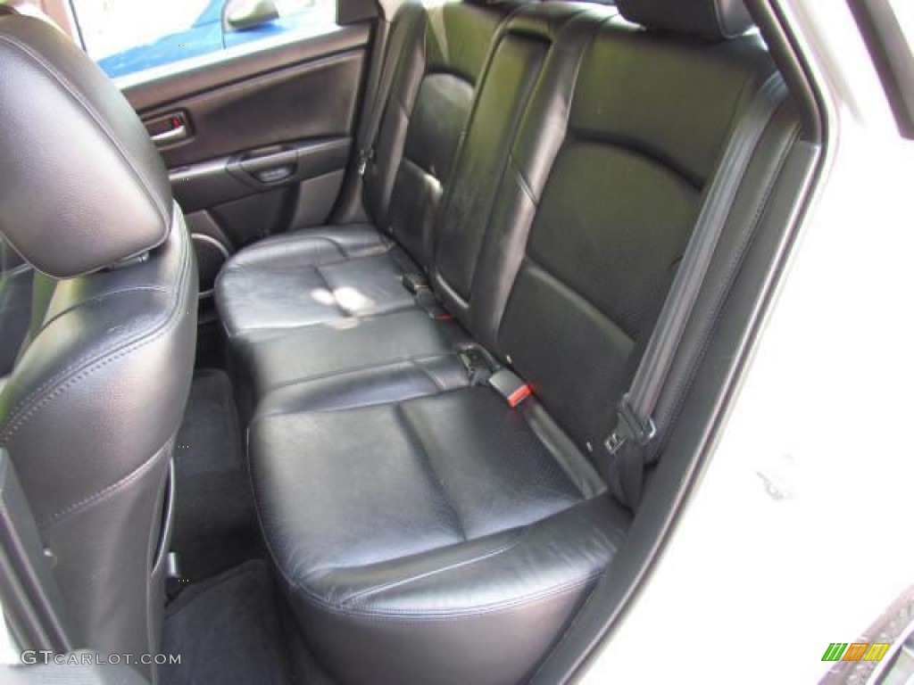 2007 mazda mazda3 s grand touring hatchback interior color photos. Black Bedroom Furniture Sets. Home Design Ideas