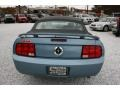 2006 Windveil Blue Metallic Ford Mustang V6 Deluxe Convertible  photo #6