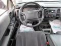 2004 Black Dodge Dakota SLT Quad Cab 4x4  photo #27