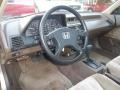 Dashboard of 1989 Accord LX Sedan