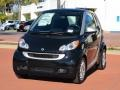 Deep Black 2011 Smart fortwo passion coupe