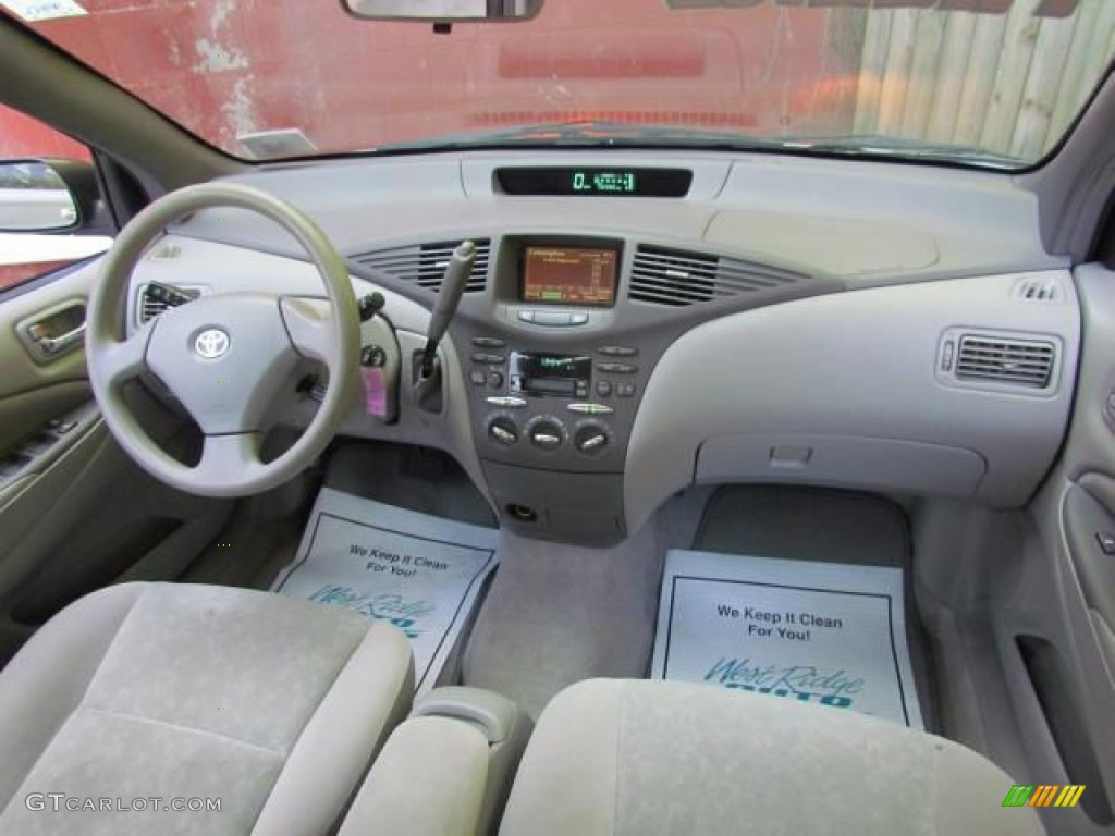 2017 Toyota Prius Interior >> 2003 Toyota Prius Hybrid Amethyst Dashboard Photo #57646621 | GTCarLot.com