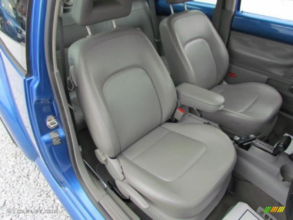 2001 Volkswagen New Beetle Gls 1 8t Coupe Interior Color Photos
