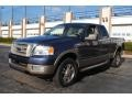 True Blue Metallic 2005 Ford F150 Gallery