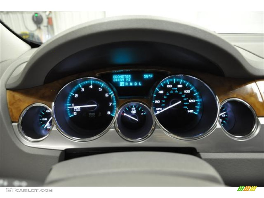 2008 Buick Enclave CX Gauges Photo #57663038