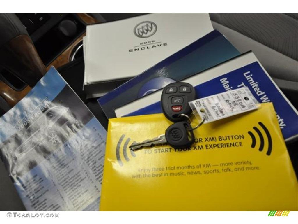 2008 Buick Enclave CX Books/Manuals Photos