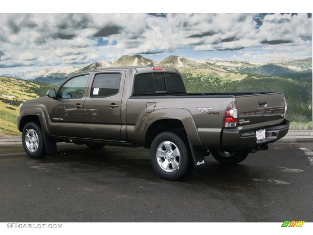 2012 pyrite mica toyota tacoma v6 trd sport double cab 4x4 57610032 photo 3. Black Bedroom Furniture Sets. Home Design Ideas