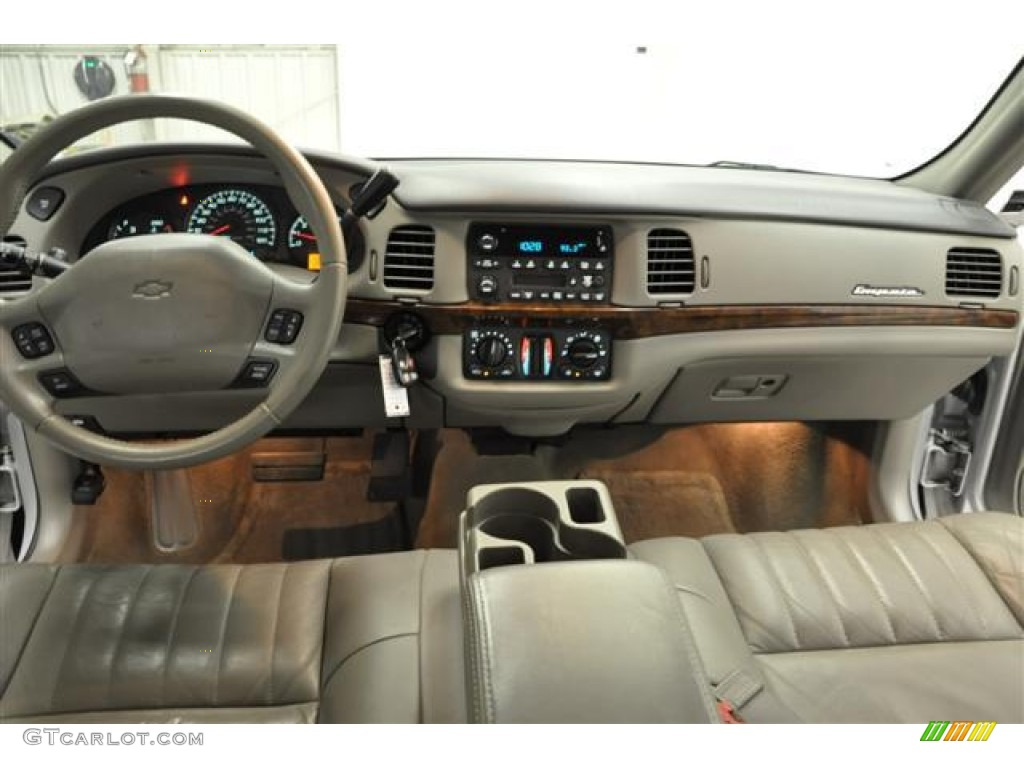 2004 galaxy silver metallic chevrolet impala ls 57610917 photo 14 car color. Black Bedroom Furniture Sets. Home Design Ideas