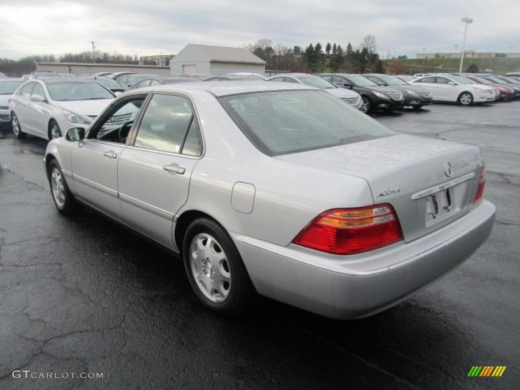 Sebring Silver Metallic 2000 Acura RL 3.5 Sedan Exterior Photo ...