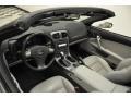 Titanium Gray 2006 Chevrolet Corvette Interiors