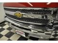 2012 Victory Red Chevrolet Silverado 1500 LS Regular Cab  photo #5