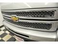 2012 Silver Ice Metallic Chevrolet Silverado 1500 LTZ Extended Cab 4x4  photo #5