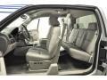 2012 Silver Ice Metallic Chevrolet Silverado 1500 LTZ Extended Cab 4x4  photo #10