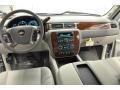 2012 Silver Ice Metallic Chevrolet Silverado 1500 LTZ Extended Cab 4x4  photo #13