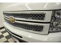2012 Summit White Chevrolet Silverado 1500 LTZ Extended Cab 4x4  photo #5
