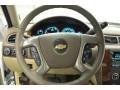 2012 Summit White Chevrolet Silverado 1500 LTZ Extended Cab 4x4  photo #14