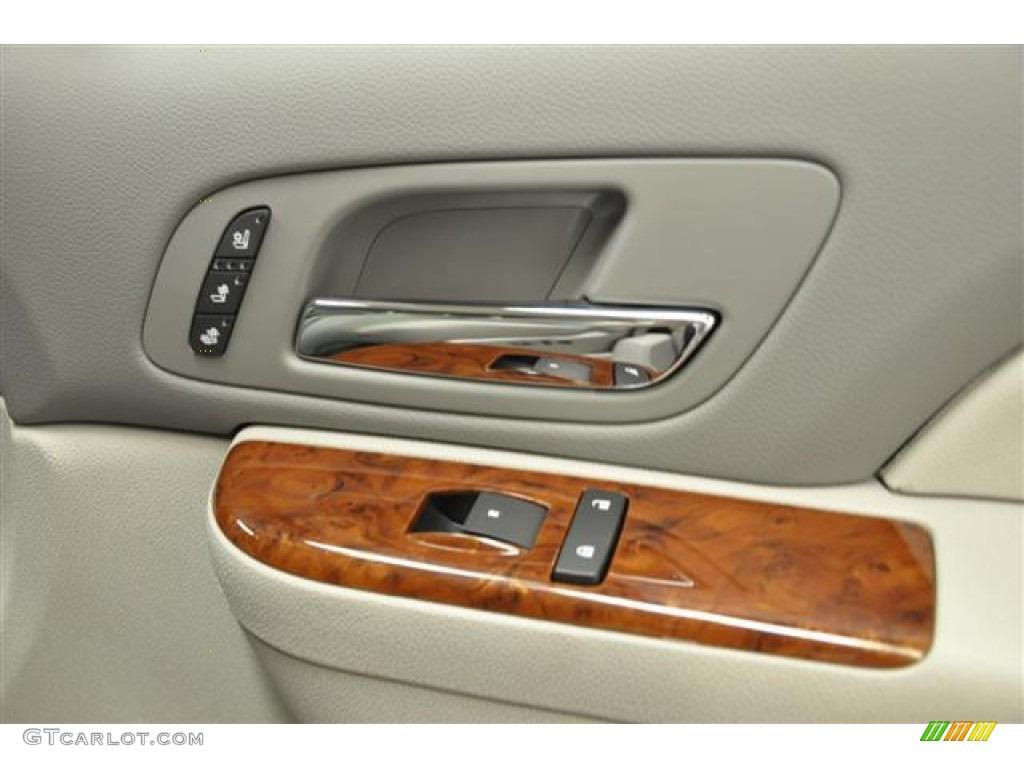 2012 Silverado 1500 LTZ Extended Cab 4x4 - Victory Red / Light Titanium/Dark Titanium photo #20