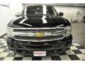 2011 Black Chevrolet Silverado 1500 LTZ Extended Cab 4x4  photo #3