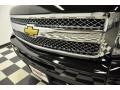 2011 Black Chevrolet Silverado 1500 LTZ Extended Cab 4x4  photo #4