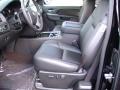 2012 Black Chevrolet Silverado 1500 LTZ Extended Cab  photo #2