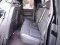 2012 Black Chevrolet Silverado 1500 LTZ Extended Cab  photo #3