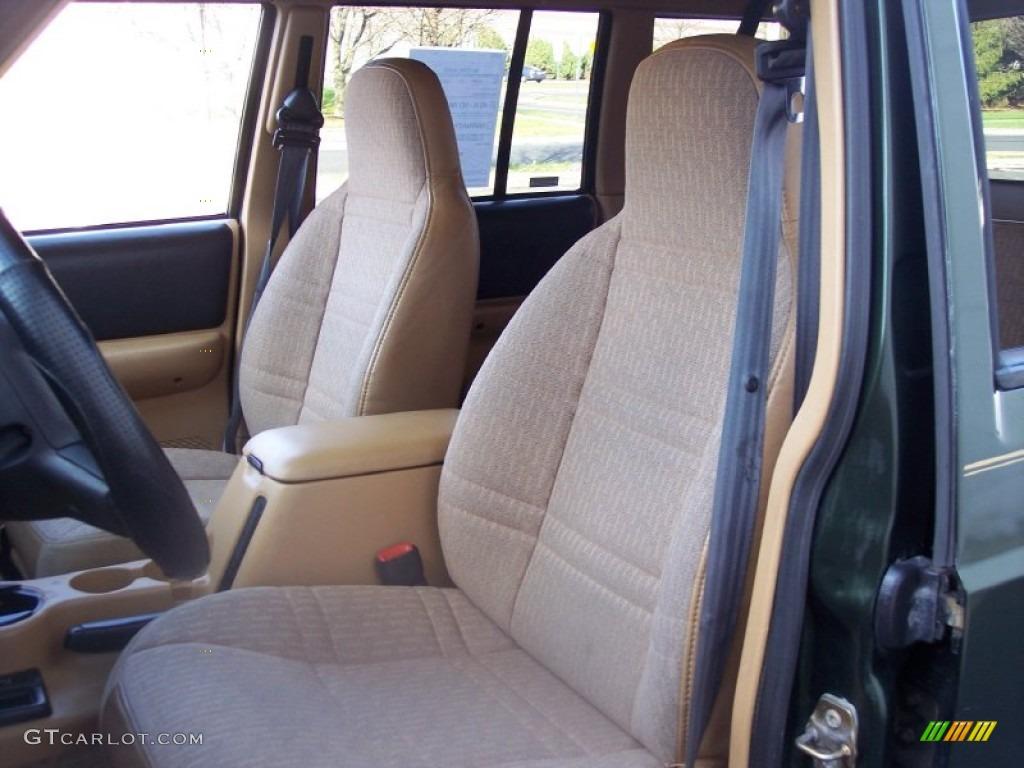 1997 Jeep Cherokee Sport 4x4 Interior Photo 57704876