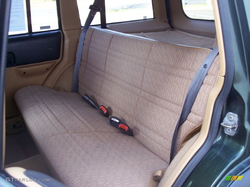 1997 Jeep Cherokee Sport 4x4 Interior Photo 57704921