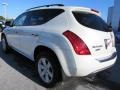 2007 Glacier Pearl White Nissan Murano SL  photo #3