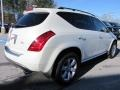 2007 Glacier Pearl White Nissan Murano SL  photo #5